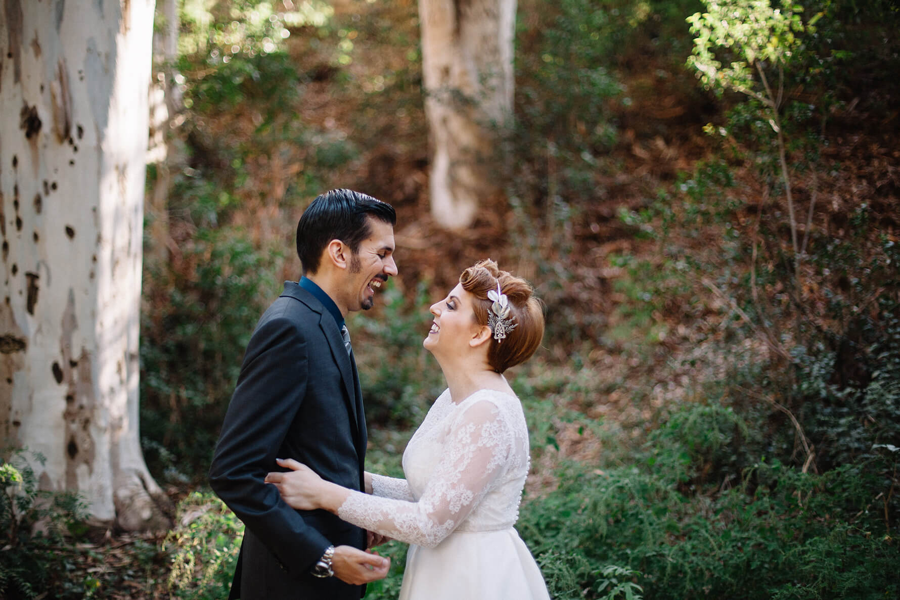 Rustic Industrial Redlands Wedding | Lauren DeGracia