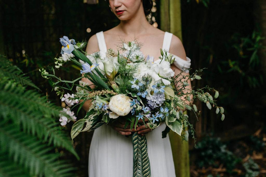 Elegant San Francisco Bridal Portraits | Lauren DeGracia